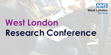 West London Research Conference tickets