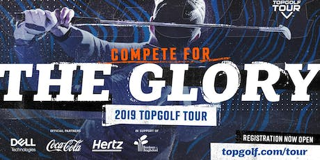 Topgolf Tour 2019 - UK Regional Tournament  tickets