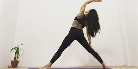 LeedsBID Summer in the City: Lunchtime Yoga with Miz DeShannon tickets