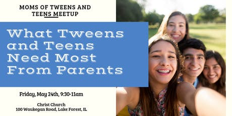 What Teens Need Most From Their Parents >> Sheryl Gould Parent Life Coach Founder Of Moms Of Tweens And Teens