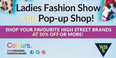Colours Charity Fashion Show and Pop-up Shop