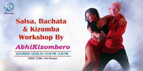 Free Demo for SALSA,BACHATA ,KIZOMBA For Girls and Couple Only tickets