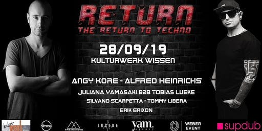 Return -The Return to Techno-