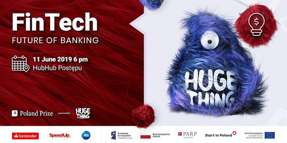 05da3d449 HUGE Meetup - FinTech  Future of Banking Tickets