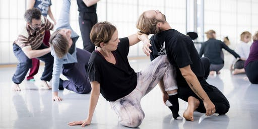 Candoco Dancer Development Day with Jeanine Durning