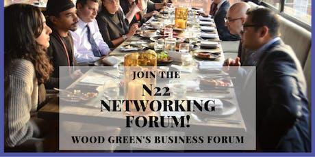 "N22 Networking Forum - ""Business Breakfast & Networking"" tickets"