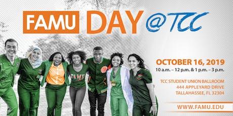 FAMU Day at TCC tickets