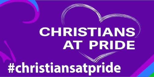 #ChristiansAtPride in London 2019 - Parade Wristbands