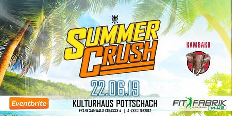 Rings of Europe PRO Wrestling - Summer Crush ´  19 Tickets