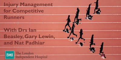 FREE health talk: Injury Prevention & Management for Competitive Runners