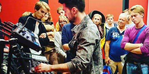 Open Studio Day @ Abbey Road Institute Berlin