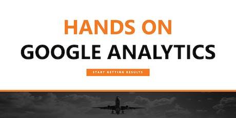 Hands On: Google Analytics Workshop (Burswood) tickets