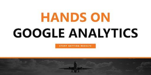 Hands On: Google Analytics Workshop (Burswood)