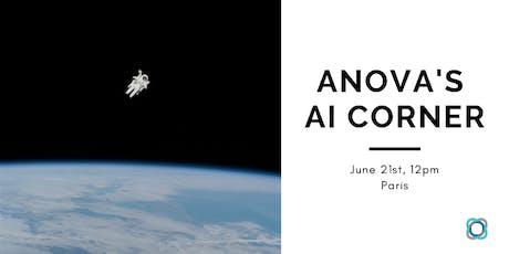 Anova's AI corner #1 tickets