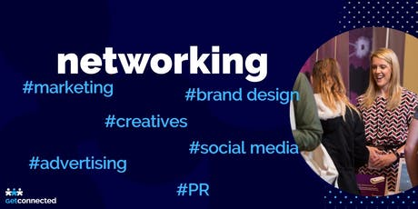 Networking for Creative & Marketing professionals  tickets