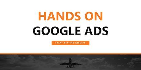 Hands On: Google Ads/AdWords Workshop (Burswood) tickets
