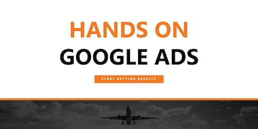 Hands On: Google Ads/AdWords Workshop (Burswood)