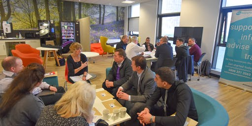 Bridging Wales Swansea Breakfast Networking - June 2019
