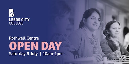 Rothwell Centre Open Day