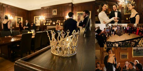 """Long Live the Queen"" Immersive Murder Mystery Experience tickets"