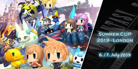 Final Fantasy TCG Summer Cup tickets