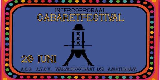 Intercorporaal Cabaret Festival 2019