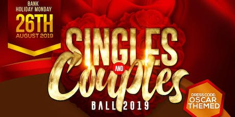 SINGLES AND COUPLES BALL 2019 tickets