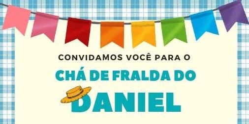Chá de Fralda do Daniel