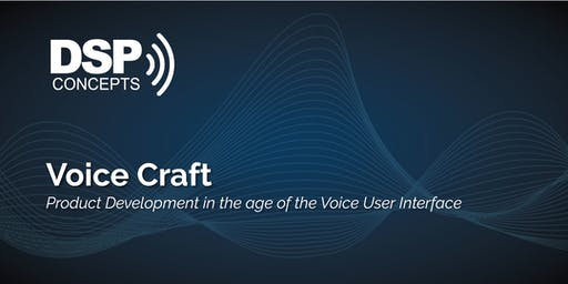 Voice Craft - Demystifying product-development in the age of Voice UI