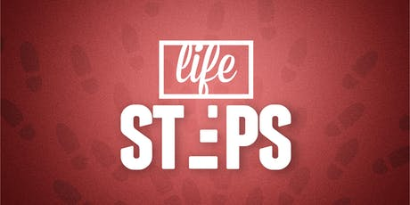 July 2019 Life Steps Session tickets
