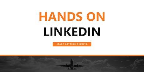 Hands On: A LinkedIn Workshop for businesses (Burswood) tickets