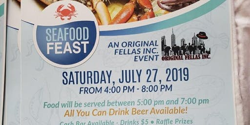 Seafood  Feast by Original Fellas, Inc