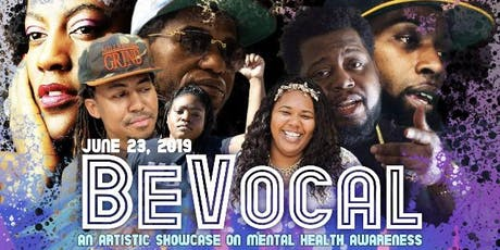 BeVocal: An Artistic Showcase on Mental Health Awareness tickets