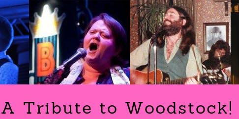 "Dooryard Arts Festival Thursday ""A Tribute to Woodstock"""