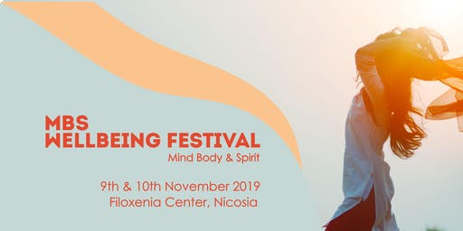 Weekend -The Mind, Body & Spirit Wellbeing  Festival 2019