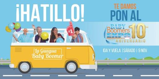 La Guagua Baby Boomer - HATILLO hacia el Baby Boomers EXPO 2019 (SÁBADO)