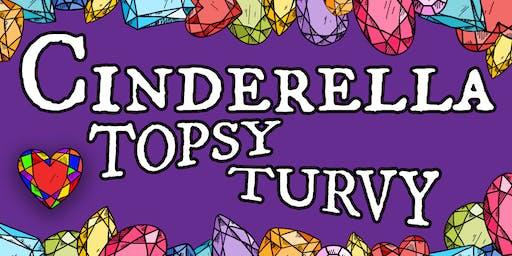 """""""Cinderella Topsy-Turvy"""" for Pride 2019"""