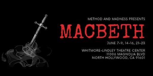 """Macbeth"""