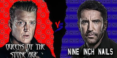 Queens of the Stone Age vs. Nine Inch Nails: Live Band Tribute