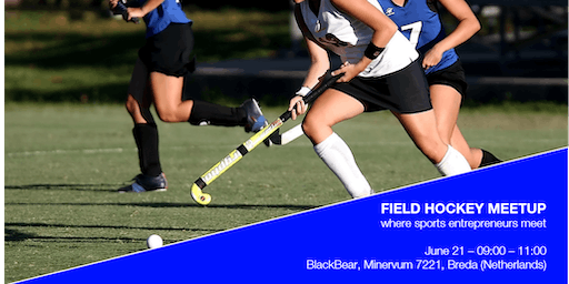 Sports Tech Campus Field Hockey meetup