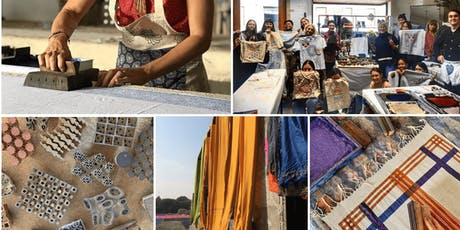 Traditional Indian Block Printing with Studio Bagru tickets