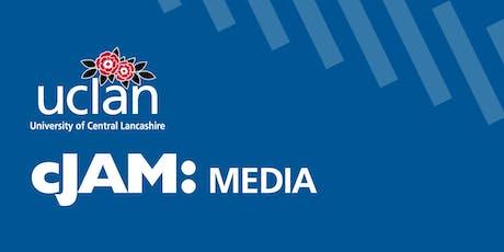 cJAM: Media 2019 tickets