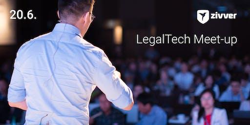 LegalTech Meet-up: Cybersecurity en Privacy in de juridische sector