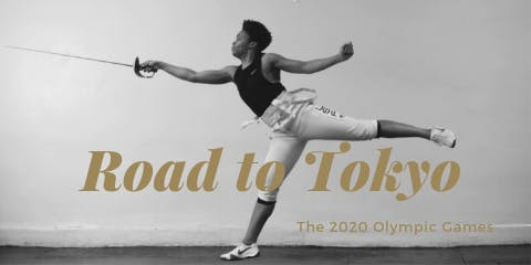 Road to Tokyo: Olympic Fundraiser