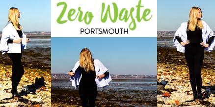 Zero Waste Upcycled Cardie