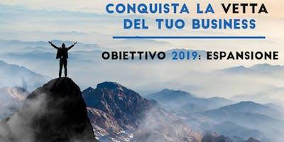 EVENTO Obiettivo 2019: Espansione (Palermo)