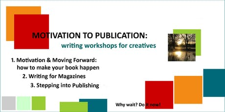 Motivation and Moving Forward: how to make your book happen (Stratford-upon-Avon) tickets