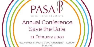 PASA 3rd Annual Administration Conference 2020