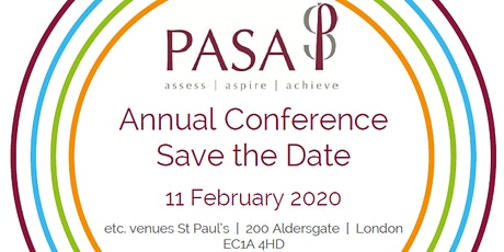 PASA 3rd Annual Administration Conference 2020 tickets