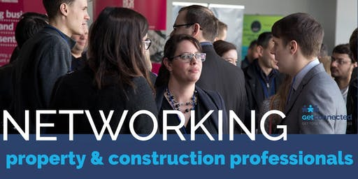 Networking for property & construction professionals